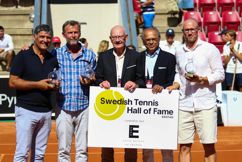 Hale of fame 2018 – Toni Nadal, Hans Simonsson, Henrik Holm